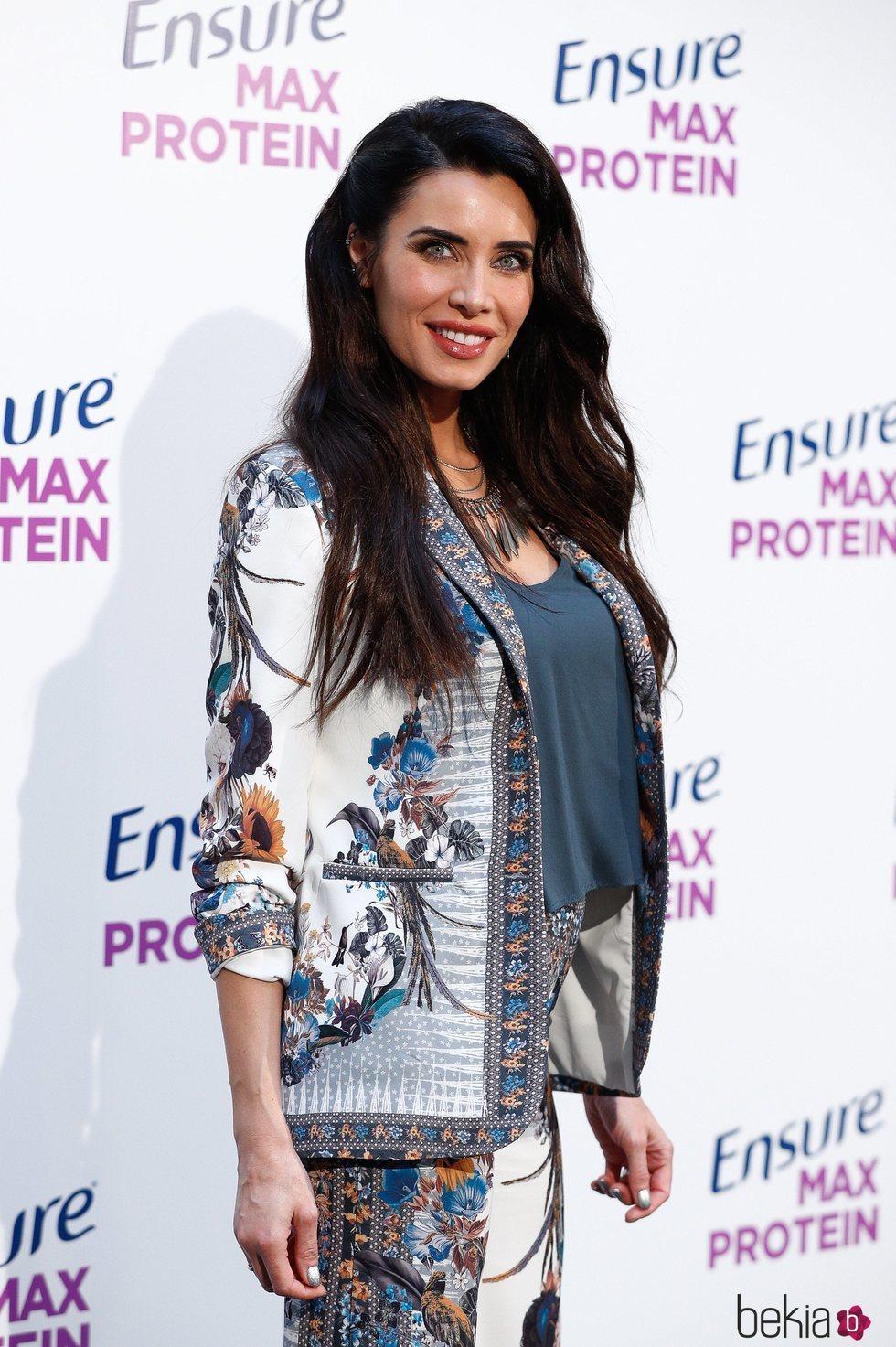 Pilar Rubio reaparece tras confirmar su cuarto embarazo