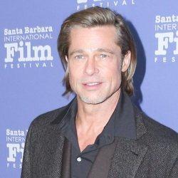 Brad Pitt en el Festival de Cine de Santa Bárbara 2020