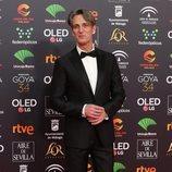 Ernesto Alterio en la alfombra roja de los Goya 2020