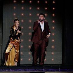 Ana Mena y Rayden abren la gala de los Goya 2020