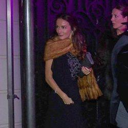 Telma Ortiz en una de las fiestas de los Premios Goya 2020