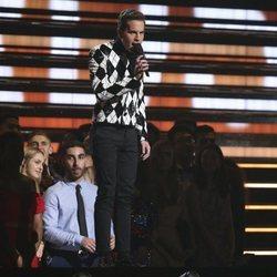 Ben Platt en la gala de los Premios Grammy 2020