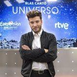 Blas Cantó presenta 'Universo', canción para Eurovisión 2020