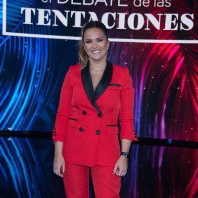 Marta López en el tercer debate de 'La isla de las tentaciones'