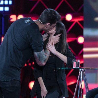 Diego Matamoros y Estela Grande se reencuentran en la Gala 4 de 'El tiempo del descuento'