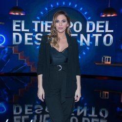 Irene Rosales posa en la Gala 4 de 'El tiempo del descuento'