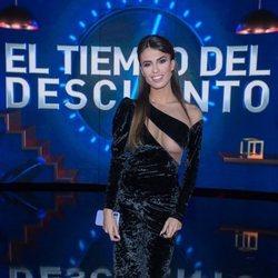 Sofía Suescun posa en la Gala 4 de 'El tiempo del descuento'