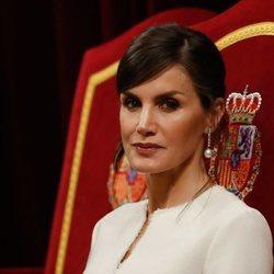 La Reina Letizia en la Apertura de la XIV Legislatura