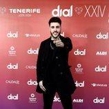 Antonio José en la presentación de los Premios Cadena Dial 2020