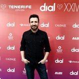 Diego Funambulista en la presentación de los Premios Cadena Dial 2020