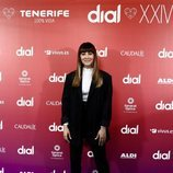 Aitana Ocaña en la presentación de los Premios Cadena Dial 2020