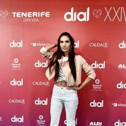 India Martínez en la presentación de los Premios Cadena Dial 2020