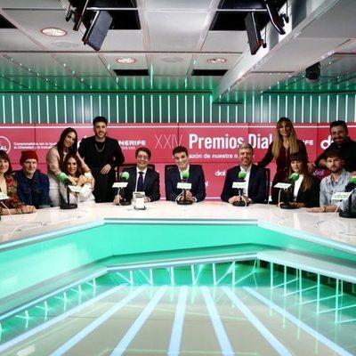Los ganadores de los Premios Cadena Dial 2020 en la presentación
