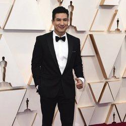 Mario Lopez en la alfombra de los Oscar 2020
