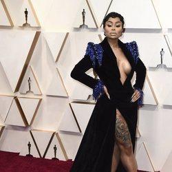 Blac Chyna en la alfombra de los Oscar 2020