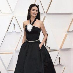 Penélope Cruz en la alfombra de los Oscar 2020