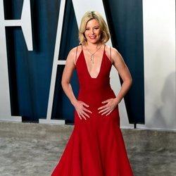Elizabeth Banks en la fiesta de Vanity Fair tras los Oscar 2020
