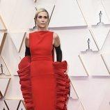 Kristen Wiig en la alfombra de los Oscar 2020