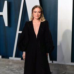 Olivia Wilde en la fiesta de Vanity Fair tras los Oscar 2020