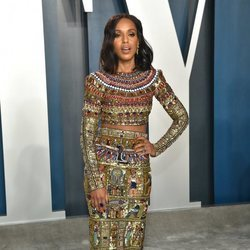 Kerry Washington en la fiesta de Vanity Fair tras los Oscar 2020