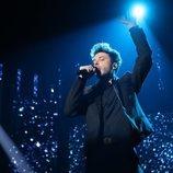 Blas Cantó interpretó su tema 'Universo' en la Gala 4 de 'OT 2020'