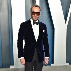 Tom Ford en la fiesta de Vanity Fair tras los Oscar 2020
