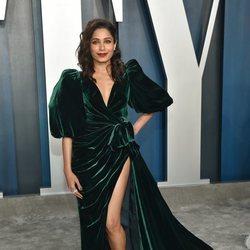 Freida Pinto en la fiesta de Vanity Fair tras los Oscar 2020