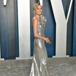 Diane Kruger en la fiesta de Vanity Fair tras los Oscar 2020