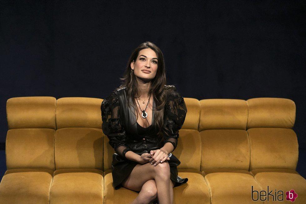 Estela Grande en la Gala 5 de 'El tiempo del descuento'