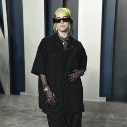 Billie Eilish en la fiesta de Vanity Fair tras los Oscar 2020
