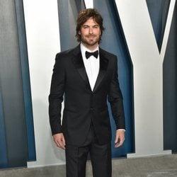 Ian Somerhalder en la fiesta de Vanity Fair tras los Oscar 2020