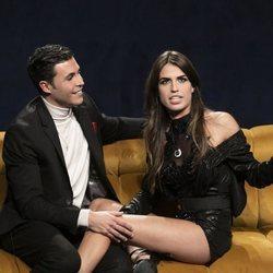 Kiko Jiménez y Sofía Suescun se reencuentran en la Gala 5 de 'El tiempo del descuento'