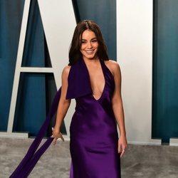 Vanessa Hudgens en la fiesta de Vanity Fair tras los Oscar 2020