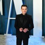 Rami Malek en la fiesta de Vanity Fair tras los Oscar 2020