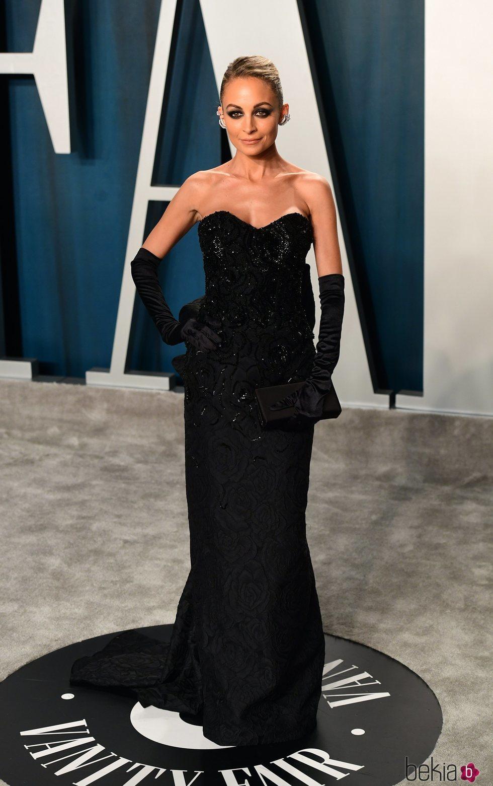 Nicole Richie en la fiesta de Vanity Fair tras los Oscar 2020
