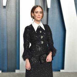 Sarah Paulson en la fiesta de Vanity Fair tras los Oscar 2020
