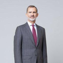 Retrato oficial del Rey Felipe