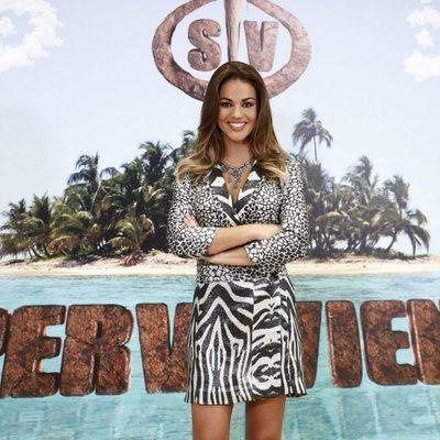 Lara Álvarez presenta 'Supervivientes 2020'