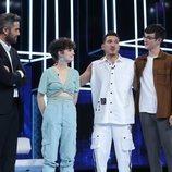 Anne, Bruno y Flavio, nominados de la Gala 5 de 'OT 2020'