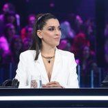 Ruth Lorenzo ejerciendo de jurado en la Gala 5 de 'OT 2020'