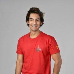 Alejandro Reyes en la foto oficial de 'Supervivientes 2020'