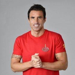 Hugo Sierra en la foto oficial de 'Supervivientes 2020'