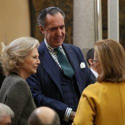 Jaime de Marichalar en los Premios Nacionales de Investigación 2019