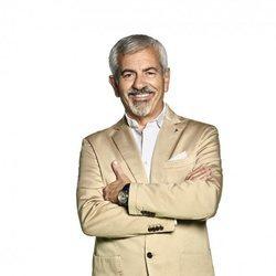 Carlos Sobera en la foto oficial como presentador de 'Supervivientes 2020'