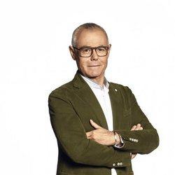 Jordi González en la foto oficial como presentador de 'Supervivientes 2020'