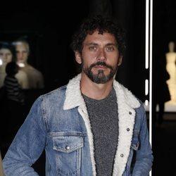 Paco León en la apertura de la Exposición 'David Delfín'