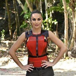 Lara Álvarez en la gala de estreno de 'Supervivientes 2020'