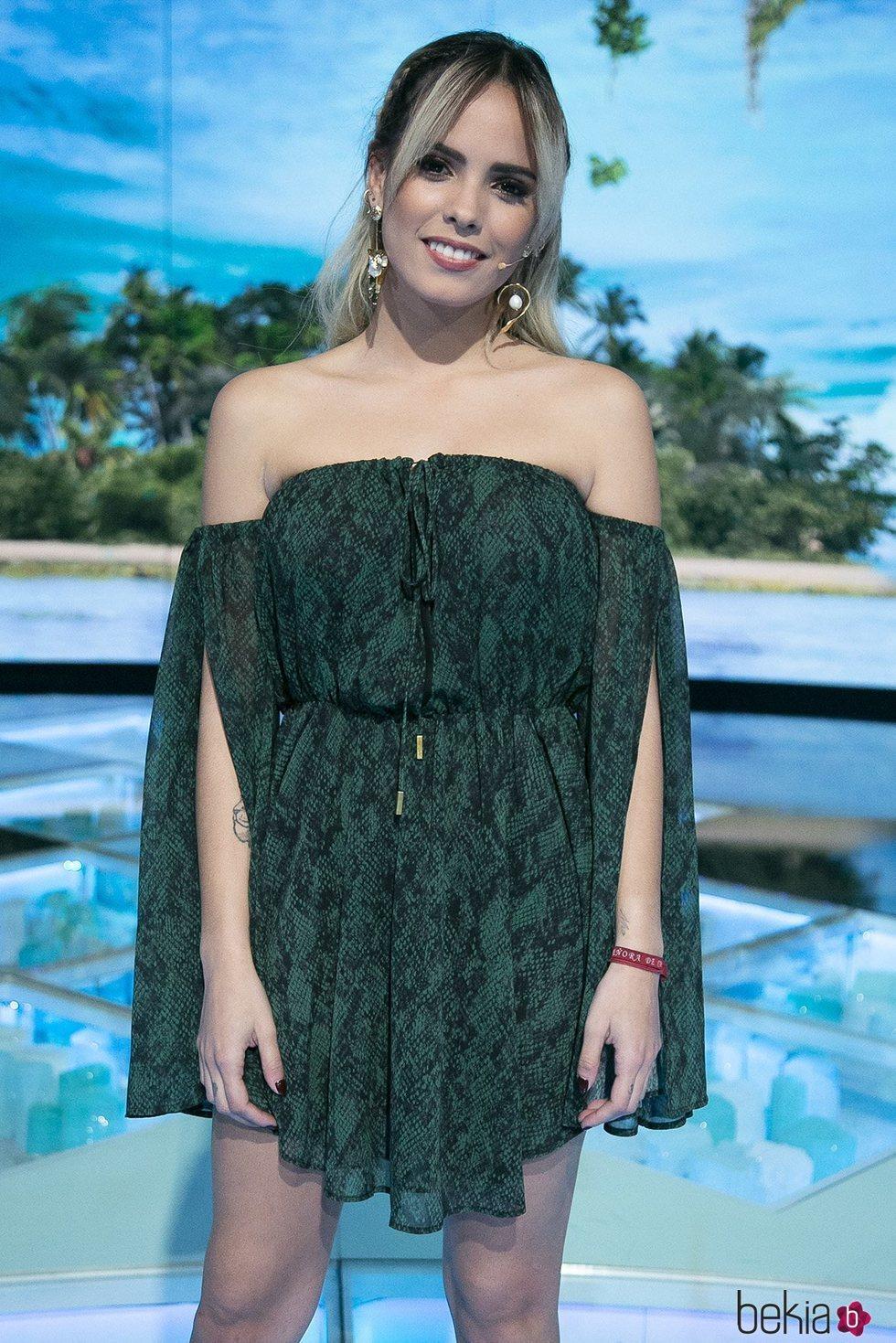 Gloria Camila en la gala de estreno de 'Supervivientes 2020'