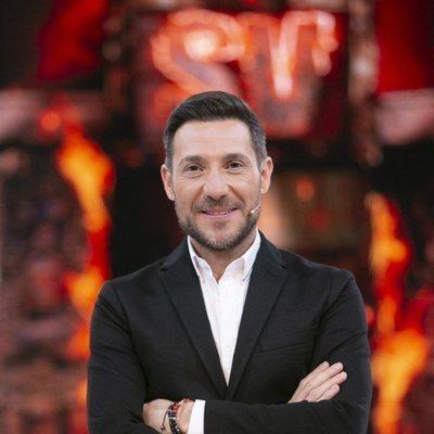 Antonio David Flores en el estreno de 'Supervivientes: Conexión Honduras'