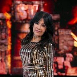 Maite Galdeano en el estreno de 'Supervivientes: Conexión Honduras'